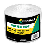 BUTCHERS TWINE 400MT (1800 TEX)IKON