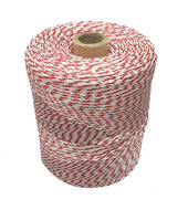 NYLON RED & WHITE TWINE 720MTRS
