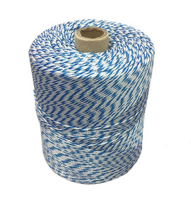 NYLON BLUE & WHITE TWINE 720MTRS