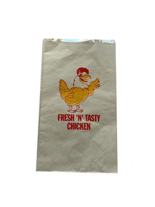 BAGS-FOIL LARGE CHICKEN (250 PER PKT)