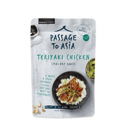 PASS TO ASIA TERIYAKI CHICKEN 6X200G