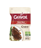 GRAVOX ROAST MEAT RED WINE GRAVY(8X165G)