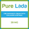 20mg Radiance Cream with Retinol