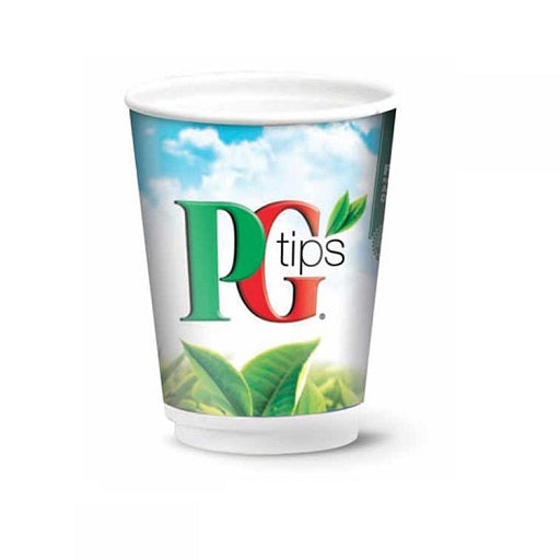 12oz FreshSeal Cup - PG Tips Black Tea (15x10)