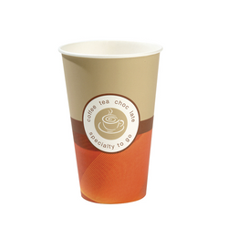 12oz Speciality Paper Vending Cups - 1040x (Lid to fit HSL80)