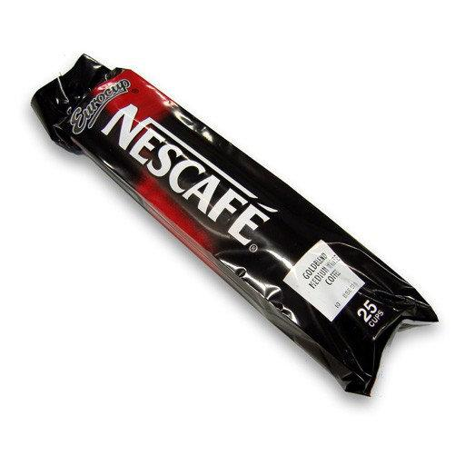 73mm InCup - Nescafe Gold Blend Strong White (12x25)