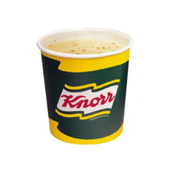 76mm InCup - Knorr Vegetable Soup (15x25)