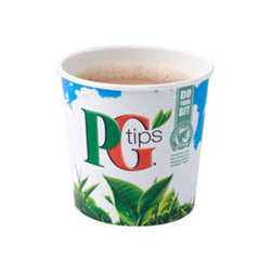 76mm InCup - PG Tips Tea White (15x25)