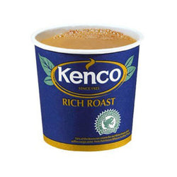 76mm InCup - Kenco Really Rich White (15x25)