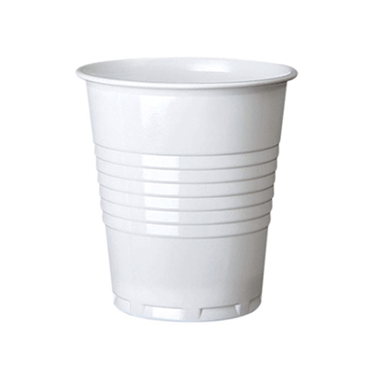 7oz Nupik Squat White Vending Cup 2000x (20x100)