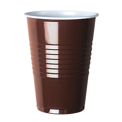 9oz Nupik Brown/White Cup 2000x (20x100)