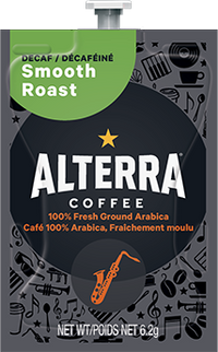Flavia - Alterra Smooth Roast Decaff Coffee 1x100