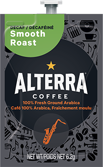 Flavia - Alterra Smooth Roast Decaff 1x100