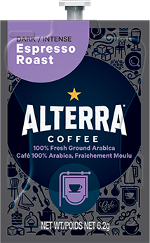 Flavia - Alterra Espresso Roast Coffee 1x100