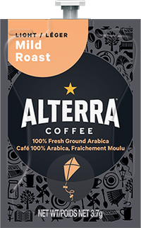 Flavia - Alterra Mild Roast Coffee 1x100