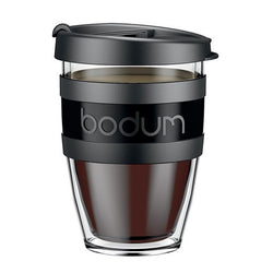 Bodum Joycup Travel Mug Black - 0.3 Litres