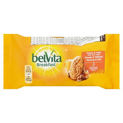 Belvita Honey Nut & Chocolate Chip Cookies (20x50g)
