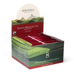Birchall English Breakfast Tea Bags - Enveloped (1x50)