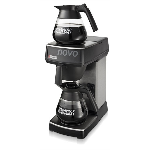 Bravilor Novo Filter Coffee Machine is a perfect coffee machine for any office, restaurant, pub, cafe or hotel.