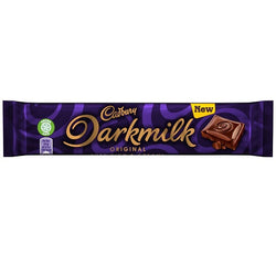 Cadbury Darkmilk Original Chocolate Bar (24x35g)
