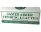James Aimer Classic Vending Leaf Tea (1kg)