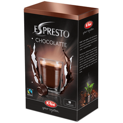 K-fee Espresto Hot Chocolate Capsules (6x16)