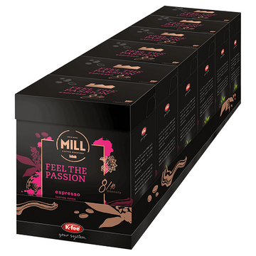 "K-fee ""Feel The Passion"" Espresso Coffee Capsules (12 pods)"