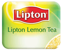 Klix Cup - Lipton Tea Lemon (15x25)