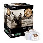 KEURIG Barista Prima Coffeehouse® Italian Roast Coffee Pods (24 pods)