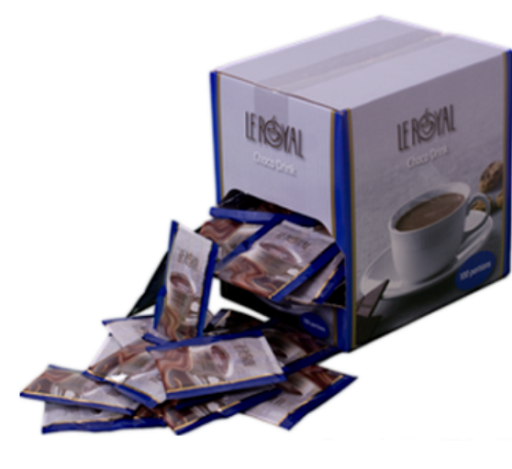 Le Royal Luxury Hot Chocolate Sachets (100x25g)