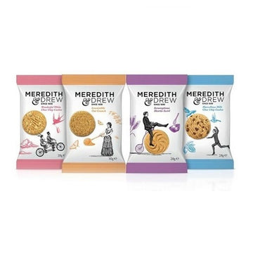 Meredith & Drew Assorted Premium Mini Packs Biscuits (100x28g)
