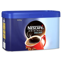 Nescafe Original Decaff Instant Coffee (500g)