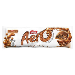 Nestlé Aero Milk Chocolate Bar - Medium Size (24x36g)