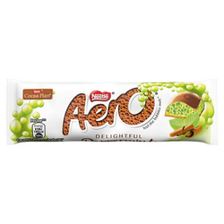 Nestlé Aero Mint Milk Chocolate Bar - Medium Size (24x36g)