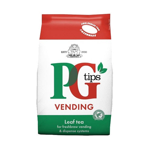 PG Tips Leaf Tea For Vending (1kg)