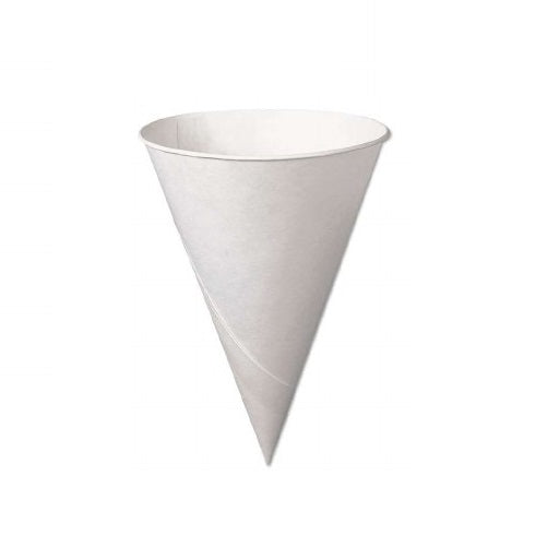 4oz 4BR Paper Cone Water Cups (5x1000)