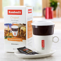 Rombouts Original One Cup Filters (1x10)