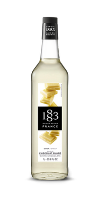 Routin 1883 Syrup - White Chocolate (1L)