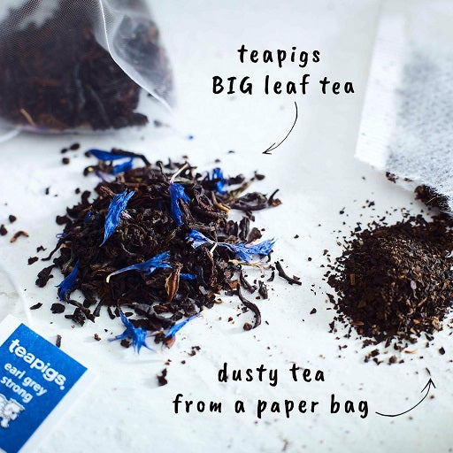 Teapigs Earl Grey Strong Tea - Prism Bags (1x50)