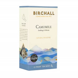 Birchall Camomile Tea - Prism Bags (1x15)
