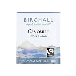 Birchall Chamomile Tea Bags - Enveloped (1x25)