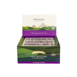 Birchall Decaffeinated Tea Bags - Tagged (1x100)