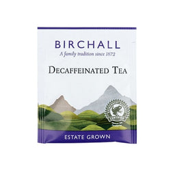 Birchall Decaffeinated Tea Bags - Enveloped (1x25)