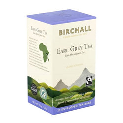 Birchall Earl Grey Tea Bags - Enveloped (1x25)
