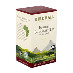 Birchall English Breakfast Tea Bags - Enveloped (1x25)