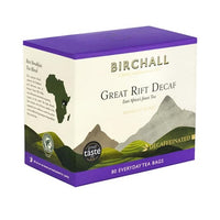 Birchall Great Rift Decaffeinated Everyday Tea Bags (1x80)