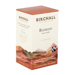 Birchall Redbush Tea Bags - Enveloped (1x25)