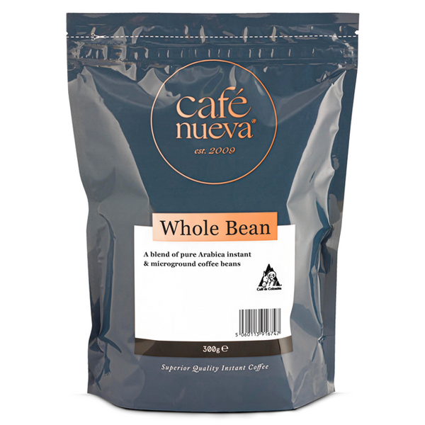 Cafe Nueva Whole Bean Instant Coffee (300g)