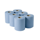 Blue 2-ply Paper Roll