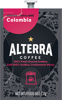 Flavia - Alterra Colombia Coffee 1x100